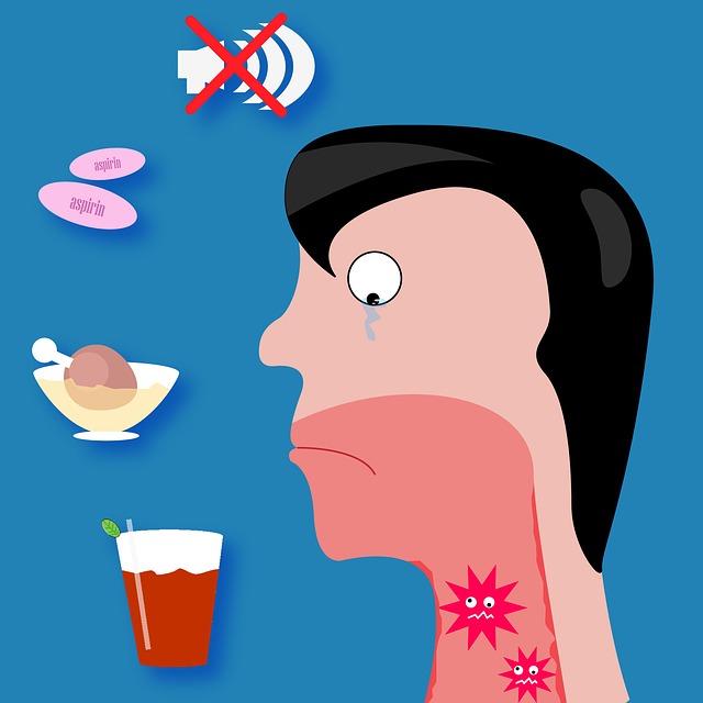תרופות סבתא לכאבי גרון