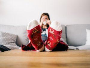 גרביים למניעת פטרת רגליים